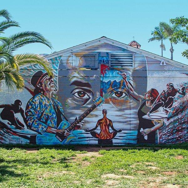 Carlsbad Art Wall