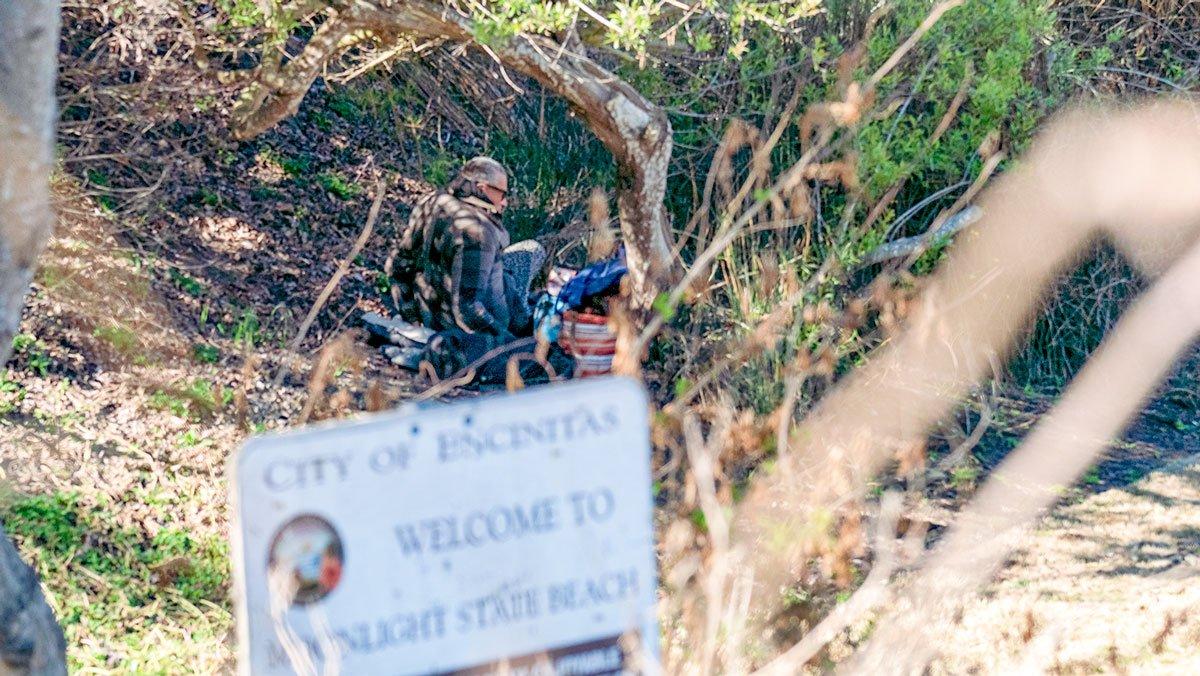 homeless Encinitas