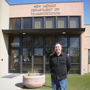 Francisco Sanchez is the new engineer for the New Mexico Department of Transportation's District 2.