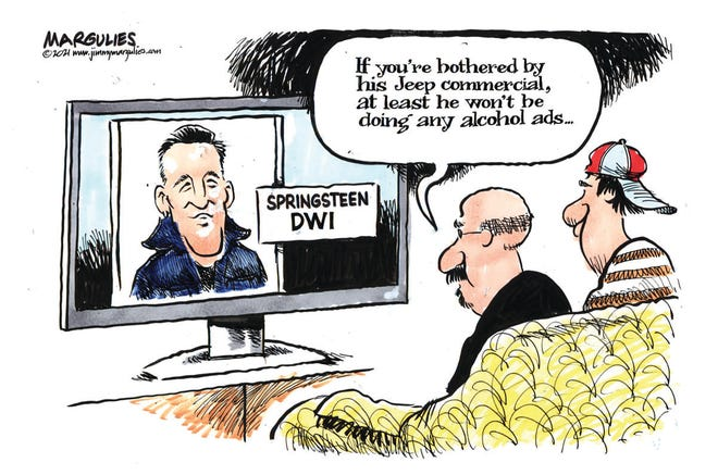 Springsteen DWI