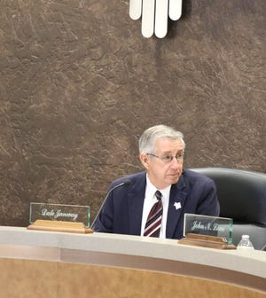 Carlsbad Mayor Dale Janway offered condolences to people impacted by COVID-19 in Carlsbad and Eddy County.