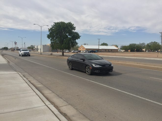 Traffic travels on United States Highway 285 through Artesia on April 21, 2020. The Permian Strategic Partnership praised the State of New Mexico for setting aside millions of dollars for multiple road projects in Eddy County.