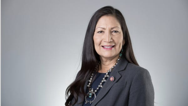 In Addition To Her Historic Nomination For Joe Bidens Cabinet Rep Deb Haaland D New Mexico Made History In Being One Of The First Two Native American Women Elected To Congress In 2018.