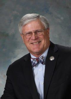New Mexico Rep. Larry Scott (R-62)