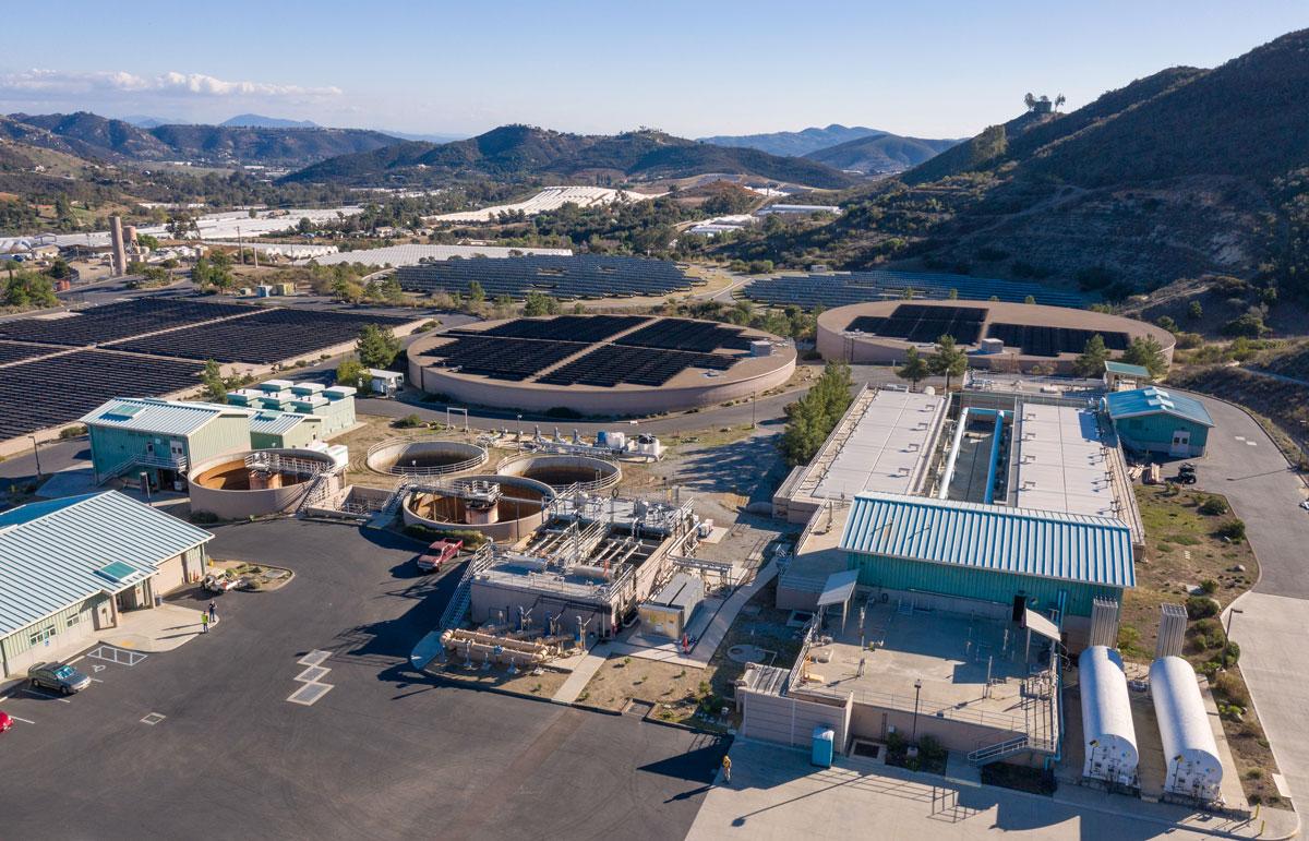 Twin Oaks Valley Water Treatment Plant