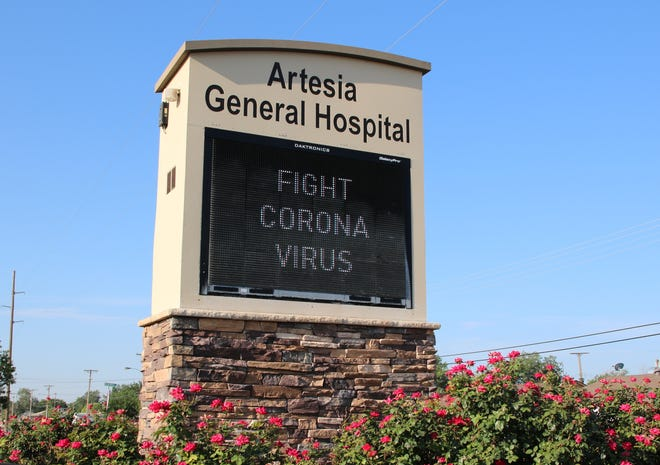Eddy County residents were encouraged to fight COVID-19 after rising new cases.