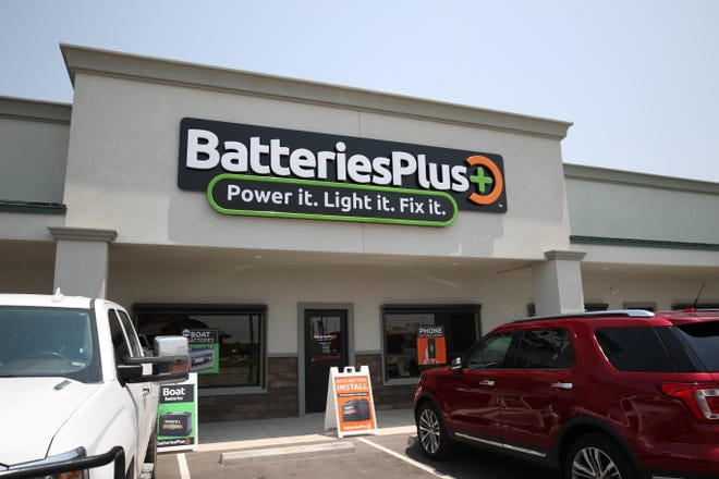 Batteries Plus at 1302 S. Canal St. is pictured, July 21, 2021 in Carlsbad.