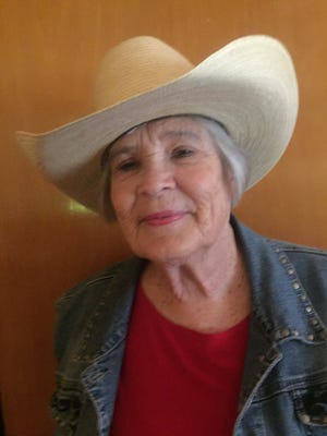 Doris Carlton, candidate for the Southeast New Mexico College school board for district 1.