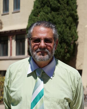 David Wilson Rogers, candidate for the Southeast New Mexico College school board for district 3.