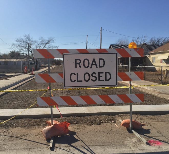 Design plans for major construction work along New Mexico 128 and New Mexico 31 continued. Work on the project south of Carlsbad was set to start late next year.