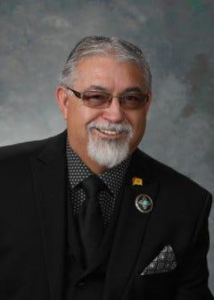 New Mexico State Sen. David Gallegos (R-41)