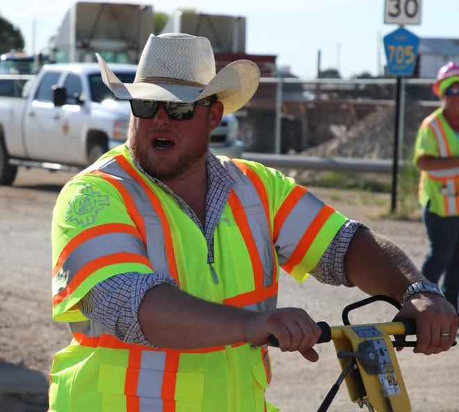 Eddy County Public Works Director Jason Burns.