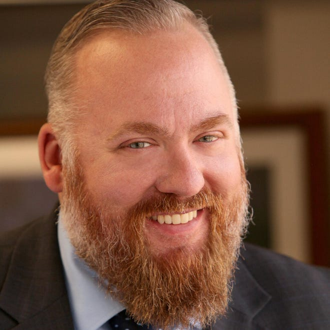 Matt Kennicott of P2M Cannabis Group in Albuquerque.